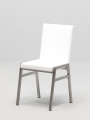 Art. Nr. A2437 - Sessel Dining Chair weiß